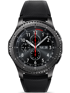 Samsung Gear S3 frontier - Space Gray