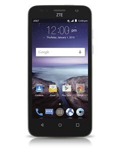 ZTE Maven GoPhone (Certified Restored)